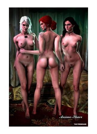 хентай аниме Хентай-порно видео по Ведьмак 3 (The Witcher 3: Wild Hunt Rule 34) 01.03.21