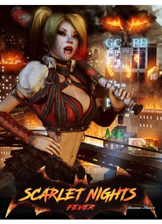 хентай аниме Scarlet Nights 01.03.21