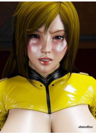 хентай аниме Female Crew of Space Slave Battleship Amado 2 01.03.21