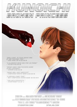 хентай аниме Сломанная Принцесса Kunoichi (Kunoichi - Broken Princess) 01.03.21