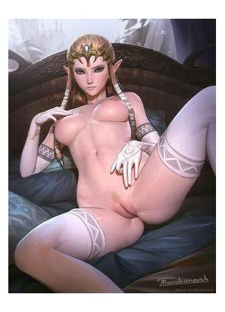 хентай аниме Принцесса Зельда (Легенда о Зельде) сборка (Princess Zelda (The Legend of Zelda) assembly) 01.03.21