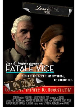 хентай аниме [SFM] FATALE VICE - A WITCHER NOIR STORY GERALT (FATALE VICE - A WITCHER NOIR STORY GERALT: LARA CROFT) 01.03.21