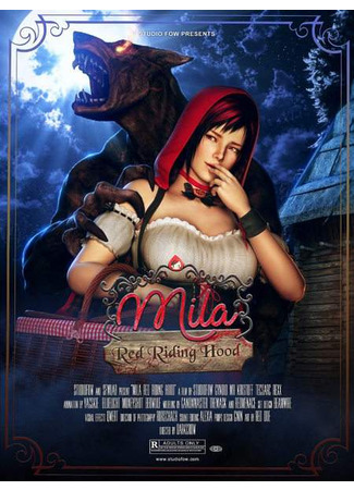 хентай аниме [FOW-012] Mila Red Riding Hood (Mila Red Riding Hood) 01.03.21
