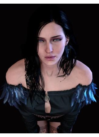 хентай аниме Йеннифэр ( Ведьмак 3) сборка (Yennefer ( The Witcher 3 ) assembly) 01.03.21