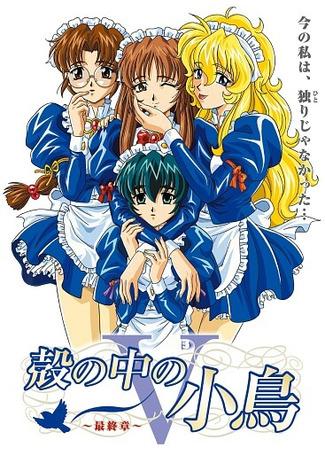 хентай аниме Девичий дневник (The Maiden Diaries: Kara no Naka no Kotori) 01.03.21