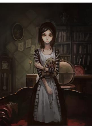 хентай аниме Alice ( Madness Returns ) assembly 01.03.21