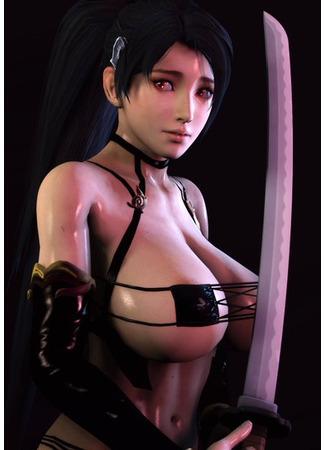 хентай аниме [SFM] Momiji Demon-Hunter (Momiji Demon-Hunter) 01.03.21