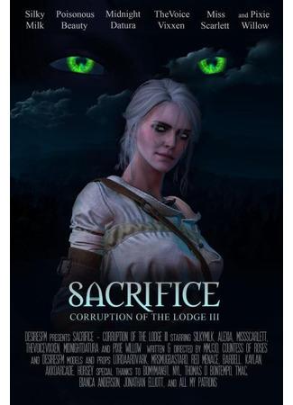 хентай аниме [SFM] Corruption of the Lodge 3 - Sacrifice (Corruption of the Lodge 3 - Sacrifice) 01.03.21