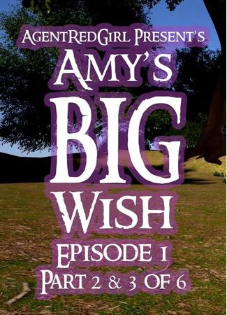 "хентай аниме [SFM] CandyCane - Amy Big Wish Episode 1 Part 2-3 of 6 ""Doe Dick"" 01.03.21"